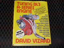 Tuning BL's  A-Series Engine (Vizard 1989)